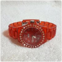 Fabulous RED LONDON watch for lady