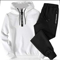 Used New hooded training suit size L in Dubai, UAE