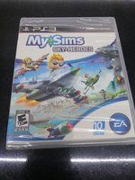 Used My sims  sky heroes ps3 game new in Dubai, UAE