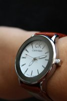 CK Leather Watch ▪New