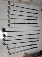Used Golf sticks 12 pcs Hippo in Dubai, UAE