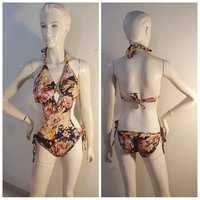 Used Floral One Piece Swimwear in Dubai, UAE