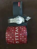 Used TITTAN Watch (Used for a week) in Dubai, UAE