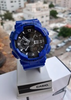 Used ️ CASIO G-Shock Dual Time Watch ° BOX✅ in Dubai, UAE