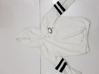 Used Hoodie Sweatshirt White in Dubai, UAE