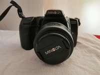 Used Minolta Dynax 500si film camera in Dubai, UAE