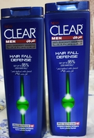 Used CLEAR MEN ANTI-DANDRUFF SHAMPOO in Dubai, UAE