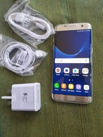 Used Samsung S7 Edge with Charger & Headphone in Dubai, UAE