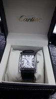 Used Cartier watch Fixed price. Offer SHOP in Dubai, UAE