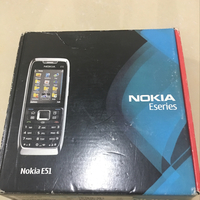 Used Nokia E51 With Application via Nokia Download! 2 Mega Pixel Camera in Dubai, UAE