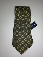 Used AUTHENTIC TIE SUIT SUPPLY FLOWER GREEN in Dubai, UAE