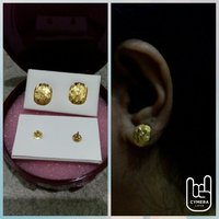18k Real Emarat Gold Screw Type