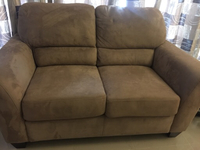 Used 2 similar sofas from Home center  in Dubai, UAE