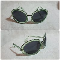 Used Fashionable big frame sungglass for lady in Dubai, UAE