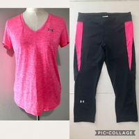 Used Under Armour Gym/Workout Outfit  in Dubai, UAE