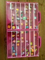 Used Preloved Shopkins with case in Dubai, UAE