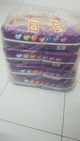 Used Baby diapers 200 pcs made in cyprus Euro in Dubai, UAE