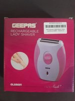 Used Geepas lady shaver rechargeable (new in Dubai, UAE
