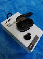 Used Bose wireless earbuds with high bass BK in Dubai, UAE