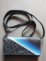 Used CK TIN4 Large Trifold On Chain Wallet in Dubai, UAE