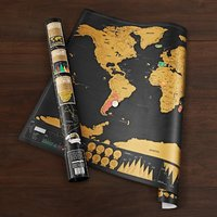 Used Scratch of World Map: Deluxe (2×) in Dubai, UAE