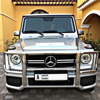 Used MERCEDES BENZ G500 - G63 Kit- Low Km in Dubai, UAE