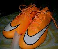 Used Nike Mercurial Football Shoes Size: 44.5 in Dubai, UAE