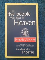 Used The five people you meet in Heaven in Dubai, UAE