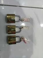 Small size lock 3 pcs set