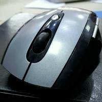 Used Royche Bluetooth Gaming Mouse 6 Botton Sell Cheap Price Use Bit Good Working Conditions  in Dubai, UAE