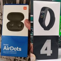 Used Redmi airdots and m4 in Dubai, UAE