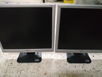 "Used two 19"" inch acer lcd monitor in Dubai, UAE"