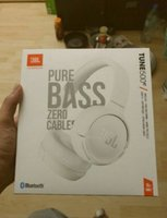 Used JBL TUNE 500BT PURE BASS.. NEW in Dubai, UAE