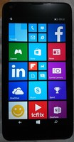 Used Microsoft Lumia 640 LTE in Dubai, UAE