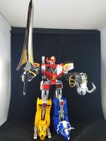 Used Tamashii Nation Megazord in Dubai, UAE