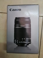 Used Camera lens EFS 55-250mm f/4-5.6 IS II c in Dubai, UAE