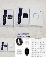 Used Look like iPhone watch W5 model smart wa in Dubai, UAE