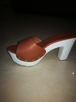 Used Vincci Open high heel sandal in Dubai, UAE