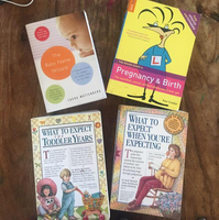 Used Bundle Of 👶 Mommy Books  in Dubai, UAE