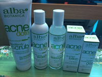 Acne cleansing set