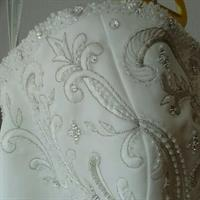 Wedding Dress Size 6 And In Great Condition
