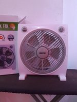 Geepas table fan (12 inch)