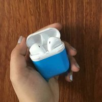 Used I12 airpods new box pack in Dubai, UAE