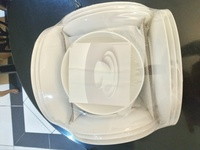 Used IKEA plate set in Dubai, UAE