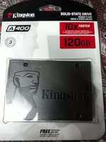 Used kingstone SSD 120 GB in Dubai, UAE