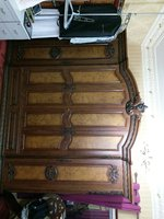 Used Royal bedroom set in Dubai, UAE