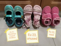 Used Used shoes for kids in Dubai, UAE