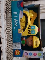 Used Juniors - Bulldozer toy car - pack for 2 in Dubai, UAE