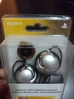 Used Sony PSP On Ear Wired Headset W/ Remote in Dubai, UAE