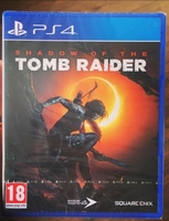 Used Shadow Of the Tomb Raider PS4 (Brand New in Dubai, UAE